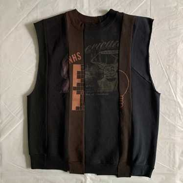 aw2004 Margiela Artisanal Reconstructed Cutoff Cre