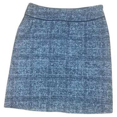 Max Mara Max Mara Studio tartan check skirt