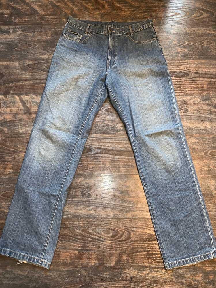 Yves Saint Laurent Yves Saint Laurent Jeans vinta… - image 1
