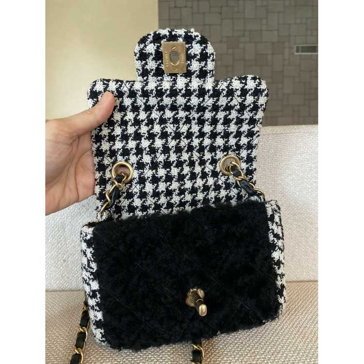 Chanel Timeless/Classique tweed mini bag - image 8