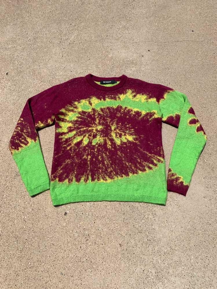 Misbhv FW19 Tie-Dye Knit Sweater - image 2