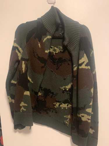 Rag & Bone Rag and bone camo knitwear - image 1