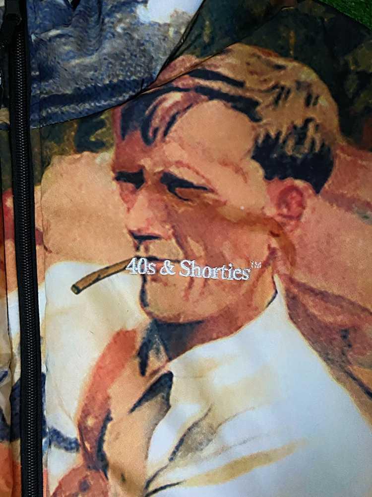 40's & Shorties 40s&Shorties Puffer Coat - image 2