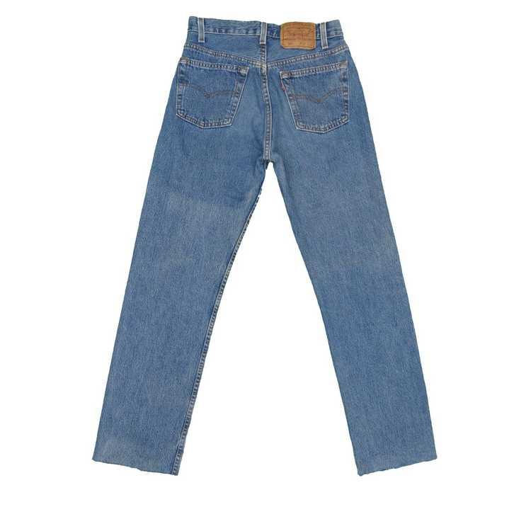 Levi's × Vintage 1990s Vintage Levis 501 Jeans 27… - image 1