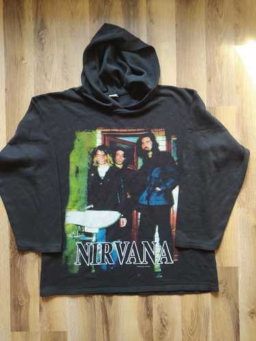 Nirvana Vintage Nirvana Hoodie