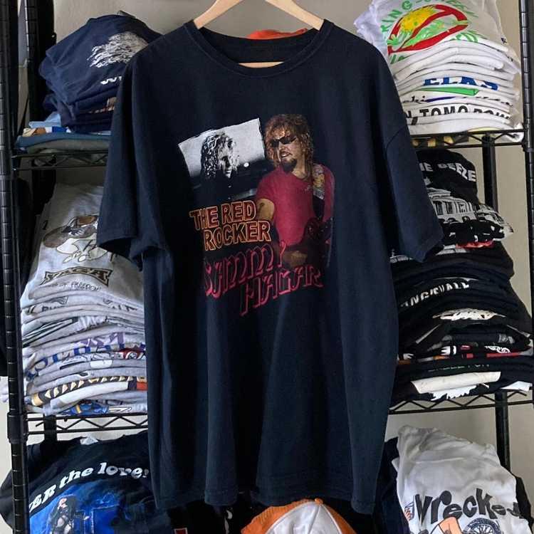 Band Tees × Rock T Shirt × Rock Tees The Red Rock… - image 3