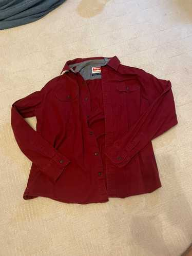 Wrangler vintage workwear shirt