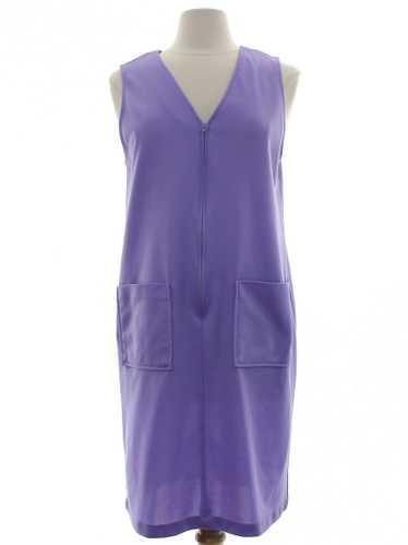 1970's Haband Petite Frock Dress