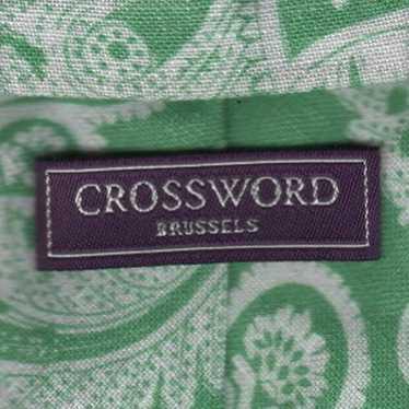 Crossword Brussels tie