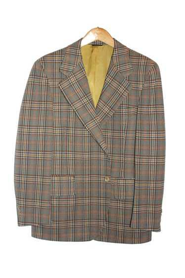 1970's poly blazer