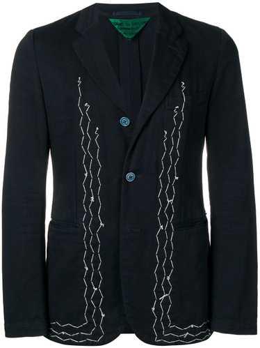 Comme Des Garçons Pre-Owned 2000's stitched blazer