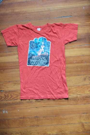 Star Wars × Vintage Rare vintage Star Wars shirt