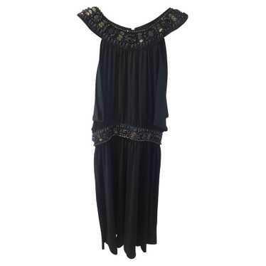 John Galliano Dress in Black