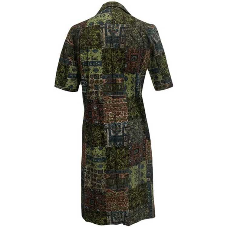 60s Patchwork Shift Dress by Fashion Firsts - image 2