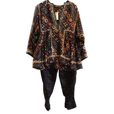 Isabel Marant Suit Silk