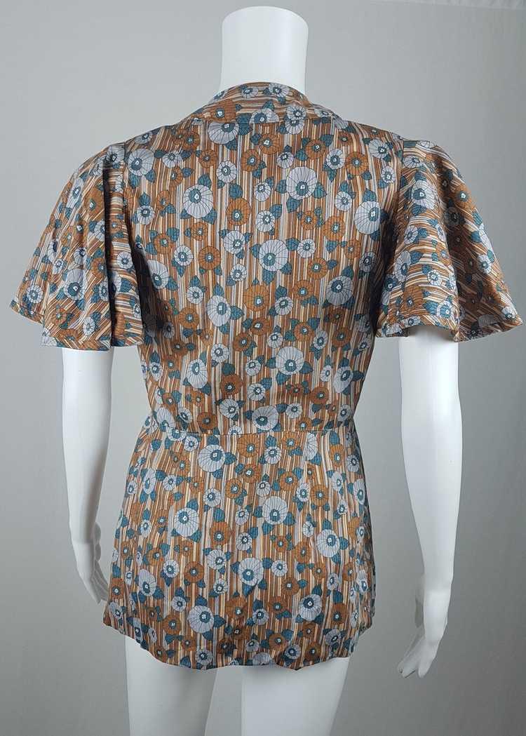 Vintage Vogue Couturier Design Circular Cape/Batw… - image 5