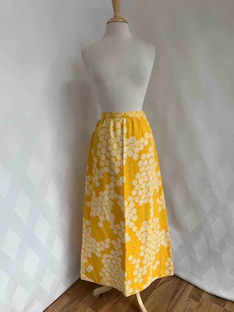 Nelly de Grab New York,Vintage 1970s, NOS Yellow … - image 2