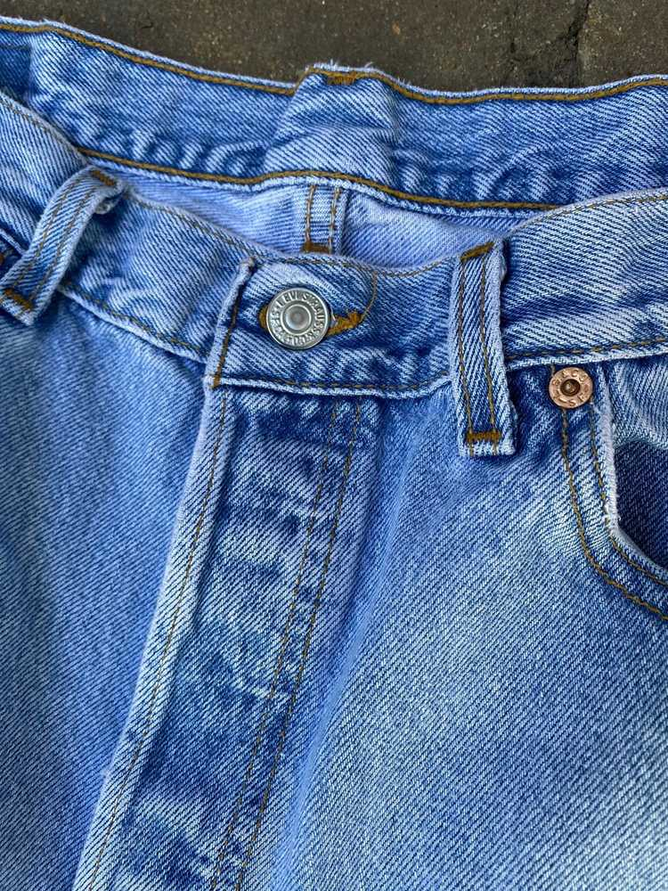 Levi's Vintage Clothing × Made In Usa 90s Vintage… - image 2