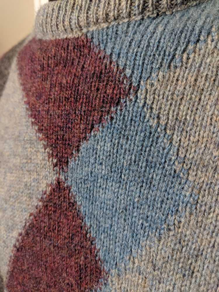 Italian × Italian Designers Amita vintage wool ar… - image 4