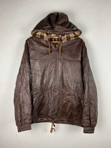 Leather Jacket × Lewis Leathers × Rober Lewis ROBE