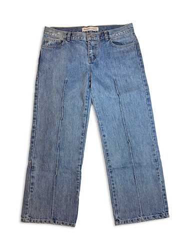 Sandy Liang Sandy liang pleated jeans