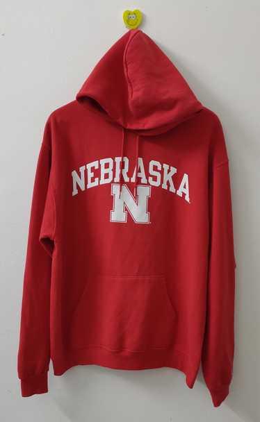 Champion Champion Nebraska hoodie sweatshirt