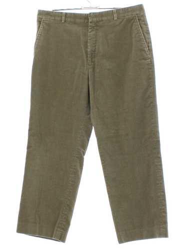 1990's L. L. Bean Mens LL Bean Corduroy Pants