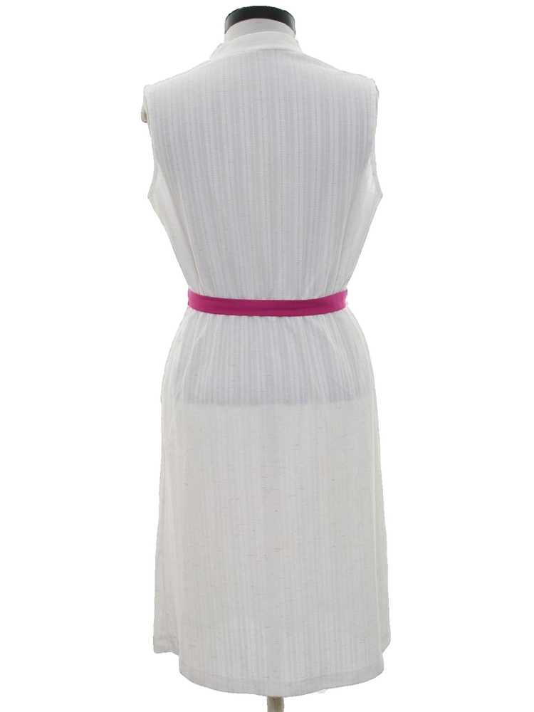 1970's Ms Claire Knit Dress - image 3