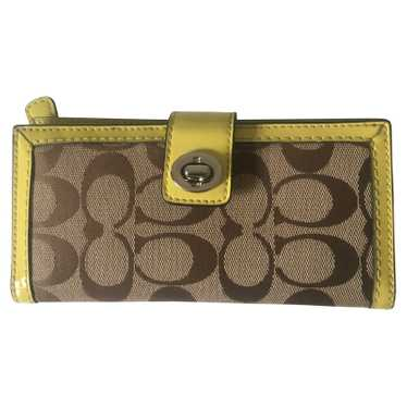Coach Accessory in Yellow