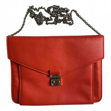 Dior Red Leather Clutch bag for Women