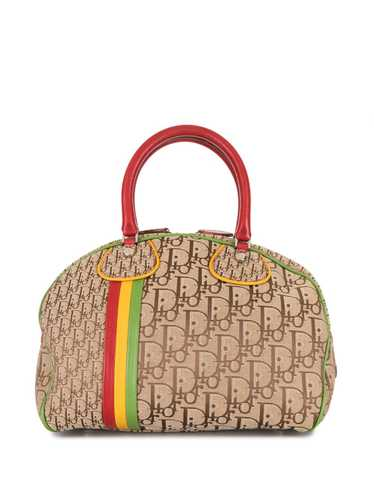 Christian Dior pre-owned Trotter Rasta tote bag -