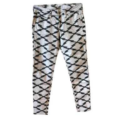 Isabel Marant Etoile Jeans Cotton