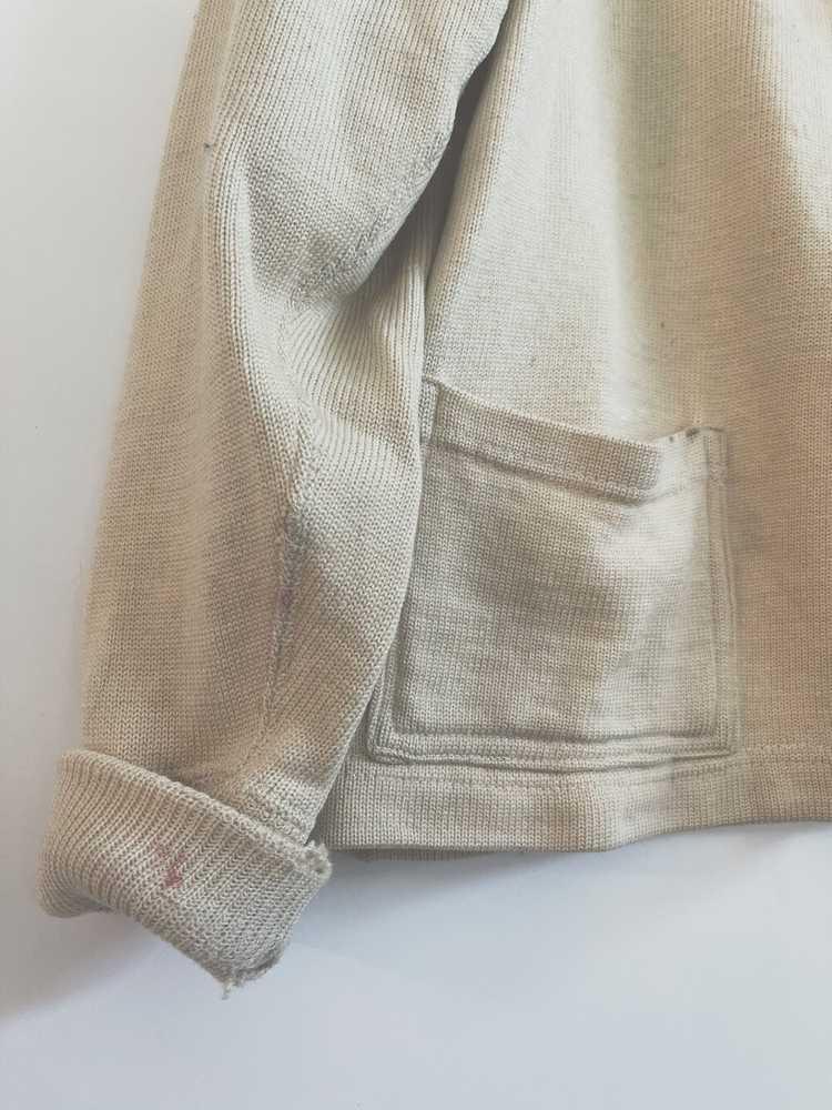 1930's Varsity Sweater - image 4