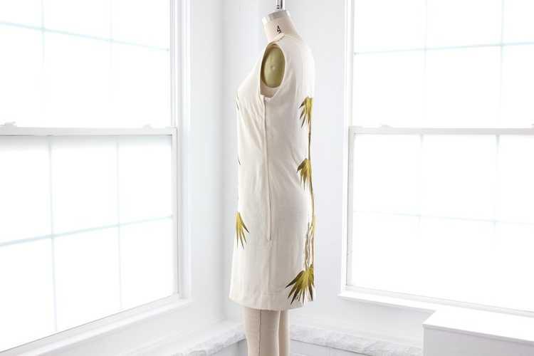 70s Shaheen Shift Dress - image 5