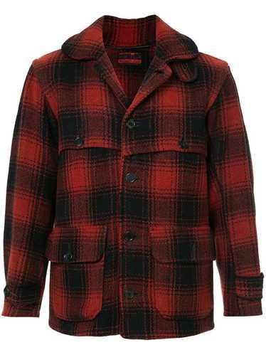Fake Alpha Vintage 1940s Hunting jacket - Red