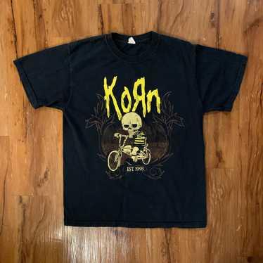 Band Tees × Rock Tees × Vintage Vintage Korn Shirt - image 1
