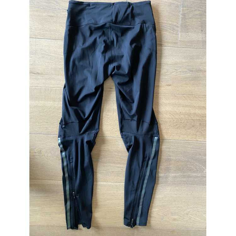 Adidas Black Trousers for Women 38 FR - image 2