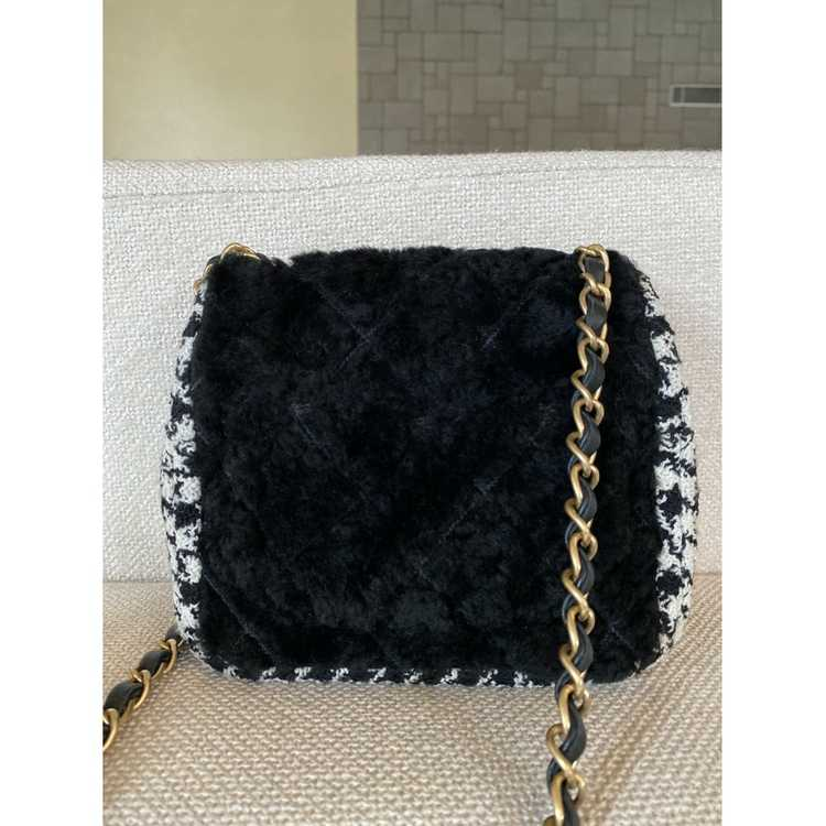 Chanel Timeless/Classique tweed mini bag - image 4
