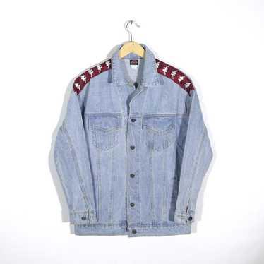 Kappa × Vintage Vintage 90s 80s KAPPA Jacket Blue