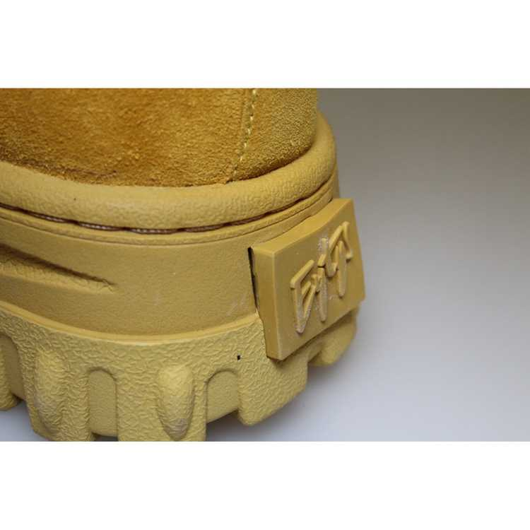 Eytys Trainers Suede in Yellow - image 4